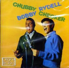 CHUBBY CHECKER & BOBBY RYDELL (NEW SEALED CD) ORIGINAL RECORDING