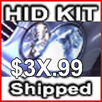HID Xenon Conversion KIT 9007-2 4300K 6K 8K 10K 12K