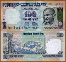 India, 100 Rupees, ND (1996), P-91j, UNC > Ghandi