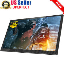 2020 NEW 15.6 inch 4K Ultra Slim HDR Portable Monitor IPS 3840x2160 HDMI Type-C