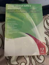 Adobe Creative Suite CS3 Web Premium: Mac OS (Retail Version ) MACINTOSH