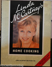 Home Cooking by Linda McCartney (Paperback, 1990)
