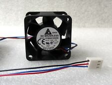 Delta FFB0412SHN-F00 40mm x 28mm Very High Speed 12V Fan 24 CFM 3 Pin 40x28mm