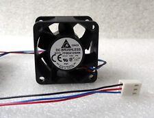 Delta FFB0412SHN-F00 40mm X 28mm Très Haut Débit 12V Ventilateur 24 Cfm 3