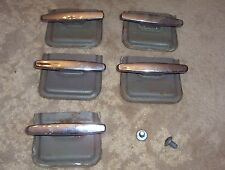 Nissan Datsun 720 620 pickup bed/box tiedowns bed cleats 5 King Cab