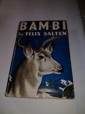Bambi By Felix Salten 1929