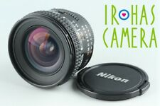Nikon AF Nikkor 20mm F/2.8 Lens #27388 H1