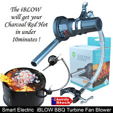 iBLOW CORDLESS ELECTRIC BLOWER / FAN BARBECUE BBQ SMOKERS CHARCOAL HEATBEADS GR