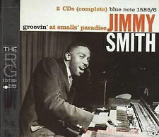 JIMMY SMITH GROOVIN' AT SMALLS' PARADISE  - Complete