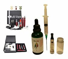 DBmixPro Red Professional Medicinal Herbal Extract Mix COPD 4 in1 Kit Wax Oil