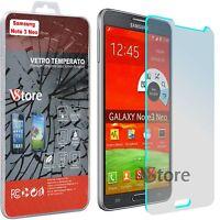 """Pellicola in Vetro Temperato Per SAMSUNG Galaxy Note 3 Neo N7505 Schermo 5,5"""""""