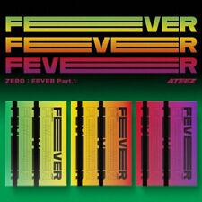 ATEEZ ZERO:FEVER PART.1 5th Mini Album + Free Shipping + Tracking Number