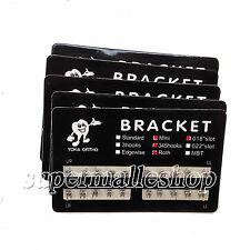 Bid Super 5 Packs Dental Orthodontic Metal Brackets Mini Roth 018 with 345 Hooks