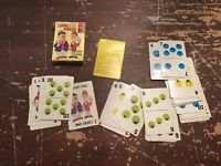 Vintage 1972 Larry Harmon's Laurel and Hardy Card Game