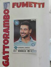 Figurine Calciatori N.335 Lavezzi Napoli Magazzino - Anno 2011-2012 Panini