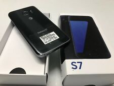Samsung Galaxy S7 SM-G930A 32GB Black Onyx (AT&T, T-Mobile) Phone Unlocked