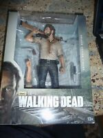 THE WALKING DEAD 10-INCH RICK GRIMES DELUXE ACTION FIGURE MCFARLANE TOYS 2014