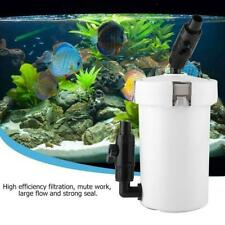 Aquarium Fish Tank External Canister Filter Outside Pre Filter Mini Bucket New