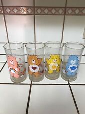 Care Bear Vintage Drinking Glasses