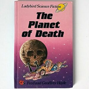Ladybird Science Fiction: Planet of Death (Vintage Book, 1982) First Edition