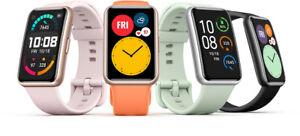 """HUAWEI Watch FIT Smart Watch 1.64"""" AMOLED Blood Oxygen Fitness Tracker"""