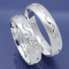 Trauringe Verlobungsringe Freundschaftsringe aus Silber PA177149