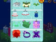 Webkinz Mystery ,Cracker ,Prized ,Deluxe, Clothing Items PICK ONE