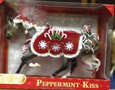 Breyer Collectable Horses 2015 Christmas Horse Peppermint Kiss