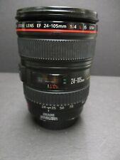 Canon EF 24-105mm f4 L IS USM Lens lens clean