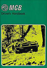 1978 1979 1980 MG MGB Owners Manual Drivers Handbook USA Owner Guide Book