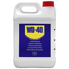 WD40 5 Litre Multi Purpose Lubricator (NO APPLICATOR) WD-40 5L
