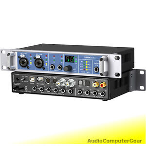 RME FIREFACE UCX USB & FireWire Audio Interface - BRAND NEW! MAKE AN OFFER