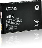 New Original Authentic OEM MOTOROLA * BH5X * Battery for DROID X X2 ATRIX phones