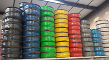 100 meter of  Shakmods Expanding Matte Braided Sleeving Cable Harness 11 Colours