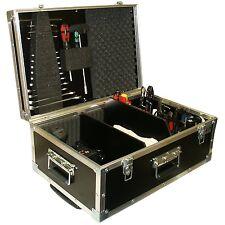 Werkzeugkoffer Toolcase Flightcase mit Trolley