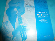 Esteban - The Romantic Troubadour at Hyatt's Northern Lights Long Beach CA LP