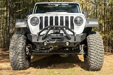 HD Bumper Stubby Front For 2007 To 2020 For Jeep Wrangler JK And JL X 11540.32