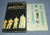 GLADYS KNIGHT & THE PIPS THE FABULOUS cassette tape album T8054
