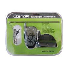 Gasmate REMOTE DIGITAL GRILL THERMOMETER+ 4xAAA Batteries, 30m Range *Aust Brand