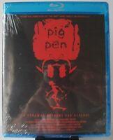 Pig Pen Blu-ray (2016 - Dire Wit Films) ~ Jason M. Koch, Extreme Revenge