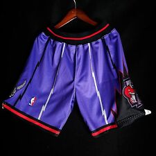 100% Authentic Mitchell & Ness Raptors NBA Shorts Size S 36 - vince carter tmac