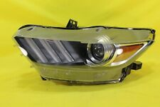 🙀 15 16 17 & 2020 20 GT500 Ford Mustang Left (LH) Driver Headlight OEM *1 TAB*