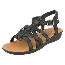 Sandali e scarpe gladiatori per il mare da donna Numero 38 Materiale 100 % pelle