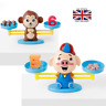 Digital Addition Subtraction Scale Toys Math Educational Puzzle Pig Monkey Gift