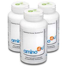 Amino 4 U - veganes Eiweiss - alle 8 essentielle Aminosäuren 3 x 120 Presslinge