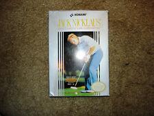Jack Nicklaus' Greatest 18 Holes of Major Championship Golf (Atari, 1988)