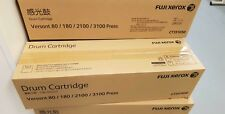 Genuine Fuji Xerox Drums CMYK Versant 80 / 180 / 2100 / 3100 Press
