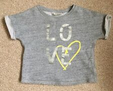 NEXT SHORT SLEEVE TOP AGE 7