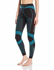X-bionic Effektor Power Pantalon de Running Femme M Noir/turquoise