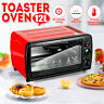 12L Portable Electric Rotisserie Grill/Toaster Oven Home Mini Baking chen